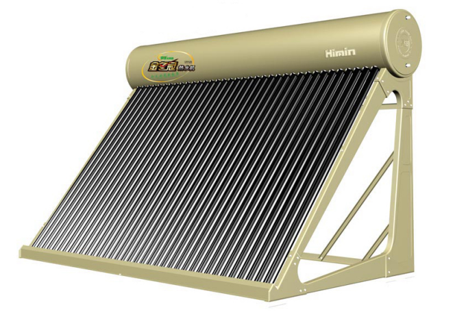 Solar water heater HM210