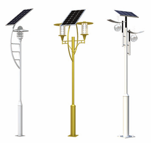 3 high 5 anti solar garden lights